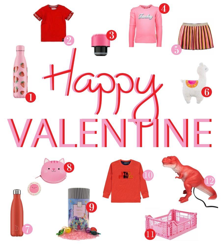 Valentijn cadeautips voor je kindje